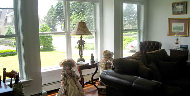 okna v dome