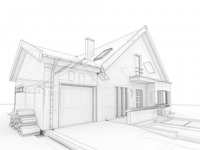 Как оформить перестройку частного дома?