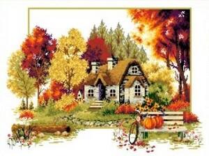Осенний дом-1
