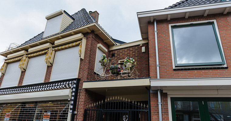 Частные дома Голландии